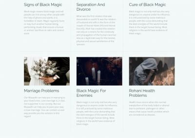 Black Magic World