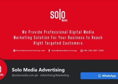 SOLO Media FB